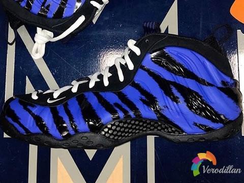 Nike Air Foamposite One Memphis Tigers哈达威亲友版上架