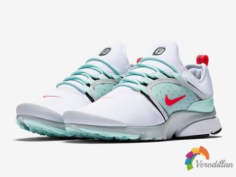 透明+袜子风格:耐克新鞋型Fly World