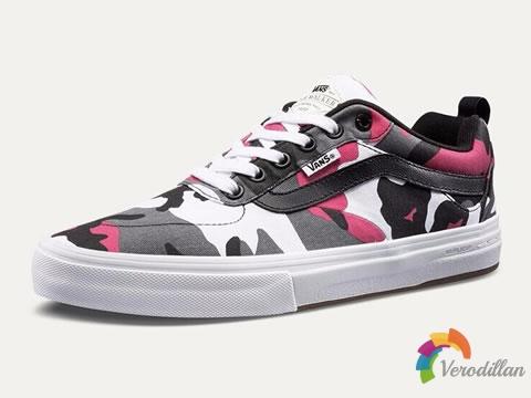 做个有个性的人:Vans A2XSGU1T彩色低帮滑板鞋