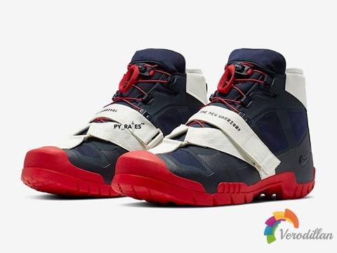 战斗气息浓郁:Undercover x Nike SFB Mountain新战靴图1