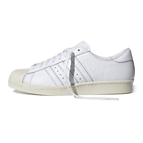 阿迪达斯EE7392 SUPERSTAR 80s RECON男女运动鞋