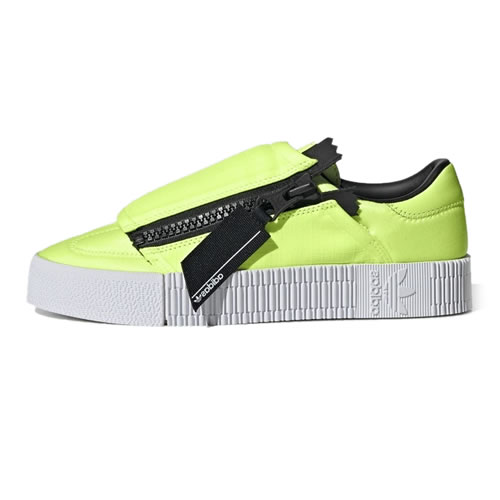 阿迪达斯EE5089 SAMBAROSE ZIP W女子运动鞋