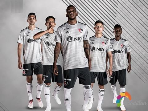 阿特拉斯2018/19赛季主客场球衣,传统与创新相结合