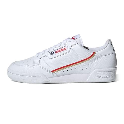 阿迪达斯EF1478 CONTINENTAL 80女子运动鞋