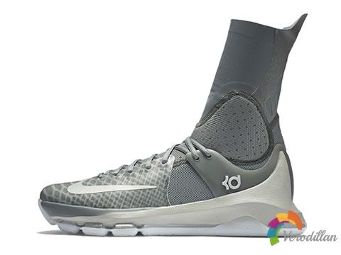 双刃剑的抉择:Nike KD8 Elite EP开箱报告