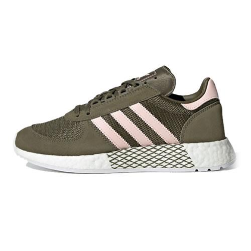阿迪达斯EE4952 Marathon Tech W女子运动鞋