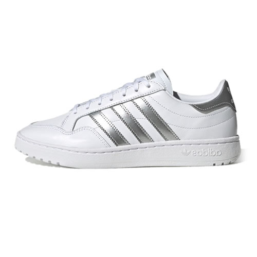 阿迪达斯EG9824 TEAM COURT W女子运动鞋