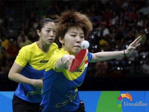 乒乓球双打比赛如何配对,有哪些常见配对类型图2