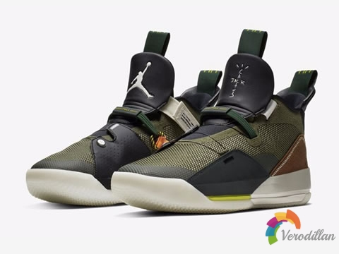 潮流人士必备:Travis Scott x Air Jordan XXXIII