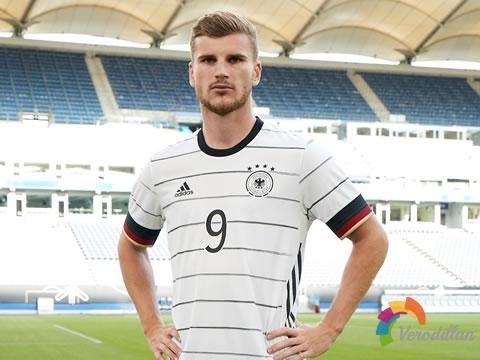 致敬现代街头风格:德国国家队2020年欧洲杯主场球衣