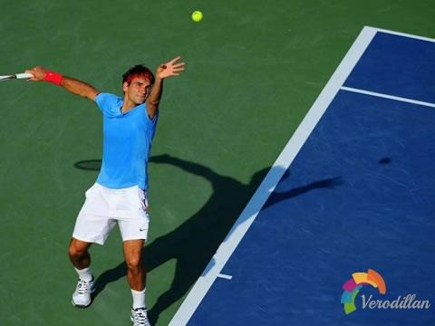 网球发球秘籍之击球点和随挥