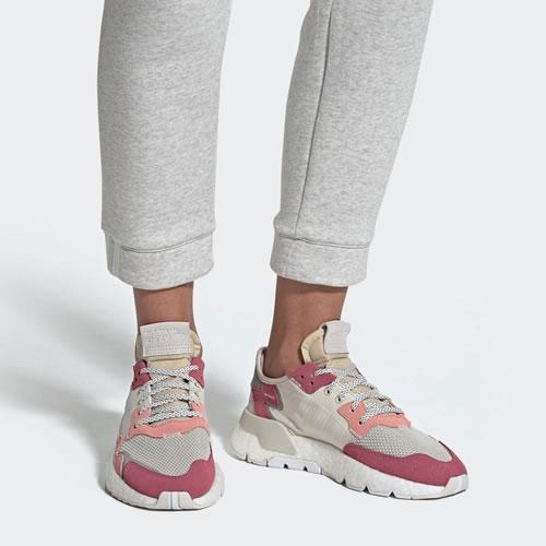 阿迪达斯DA8666 NITE JOGGER W女子运动鞋图6