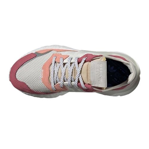 阿迪达斯DA8666 NITE JOGGER W女子运动鞋图4高清图片