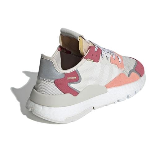 阿迪达斯DA8666 NITE JOGGER W女子运动鞋图3高清图片