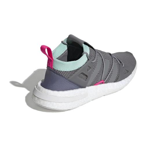 阿迪达斯BD8072 ARKYN W女子运动鞋图2高清图片