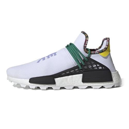 阿迪达斯EE7583 PW SOLAR HU NMD男女运动鞋图1高清图片