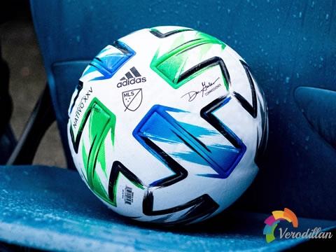 阿迪达斯发布美国足球大联盟2020赛季官方比赛用球