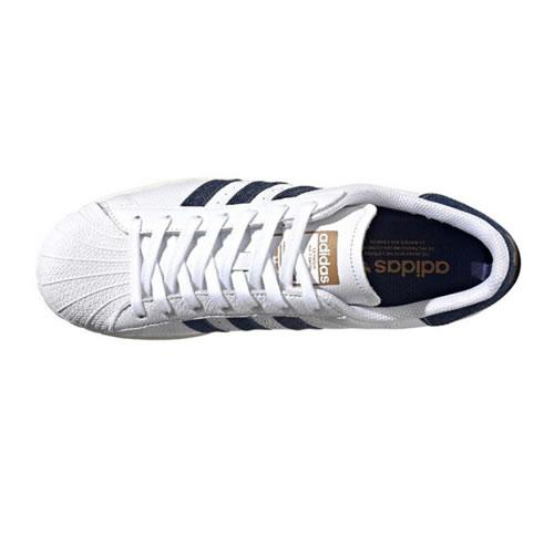阿迪达斯FW6592 SUPERSTAR男女运动鞋图4高清图片