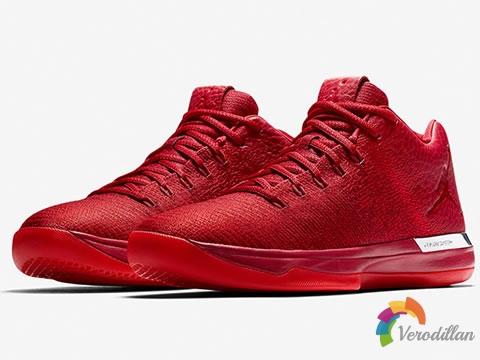 红鞋控逢红必收:Air Jordan XXXI AJ31
