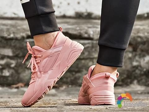 粉色的魔咒:李宁粉色系运动鞋推荐