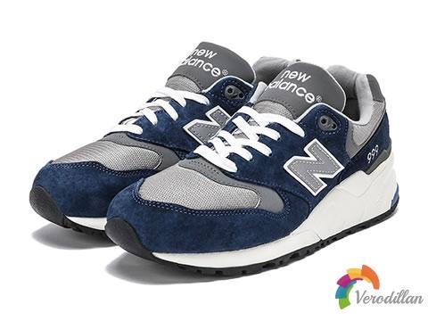 新百伦999,轻量跑步鞋的柔软一面