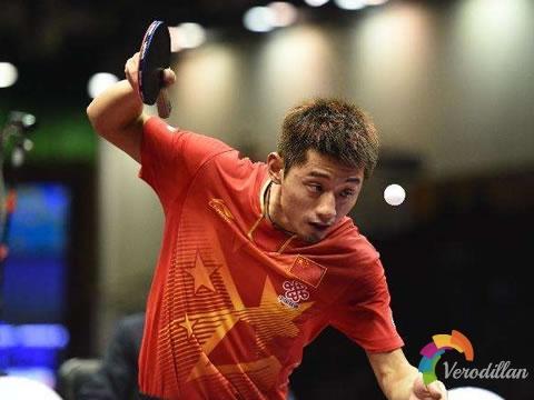 乒乓球引拍,腰,手如何集中力量在发球上