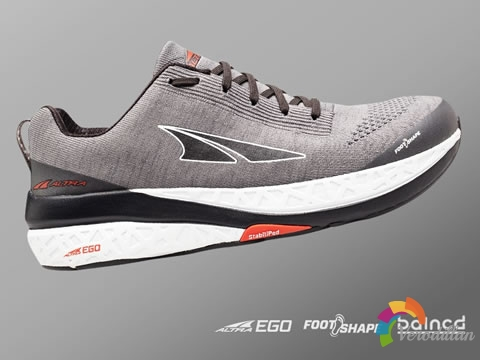 Altra Paradigm 4.5减震慢跑鞋,给你足够表现