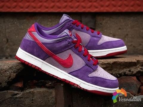 深浅不一的紫色拼接,Nike SB Dunk Low迎来新配色