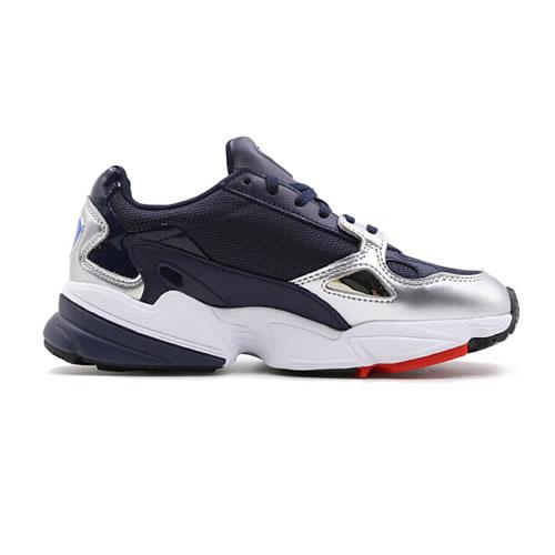 阿迪达斯CG6213 FALCON W女子运动鞋图2高清图片