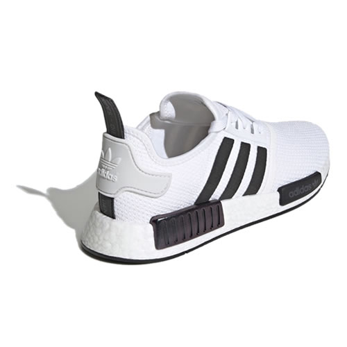阿迪达斯EG7186 NMD_R1男女运动鞋图3高清图片