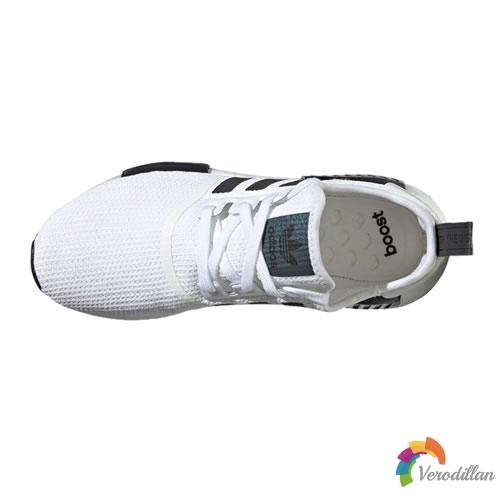 阿迪达斯EG7186 NMD_R1男女运动鞋图4高清图片
