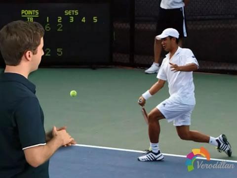 网球正手站位有哪几种,首选开放式站位图2