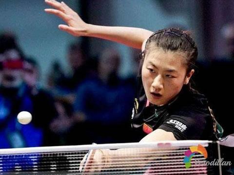 学习乒乓球搓球技术得敢用力