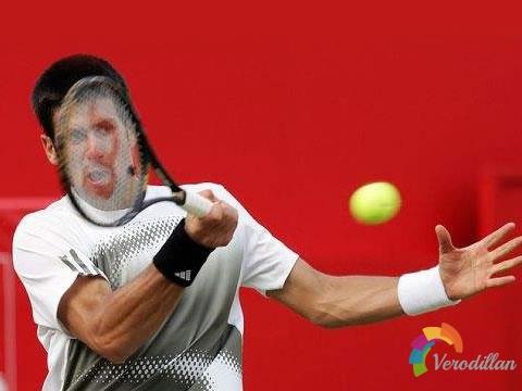 网球正手斜线穿越球如何做到过网急坠