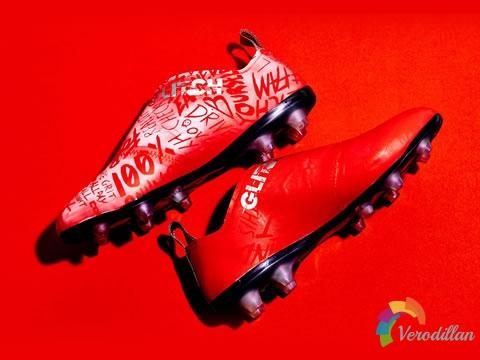 独特美学:adidas Glitch 2.0 Prep Skins足球鞋