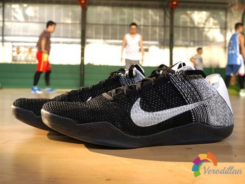 冰火两重天:Nike Kobe 11 Elite Low性能测评