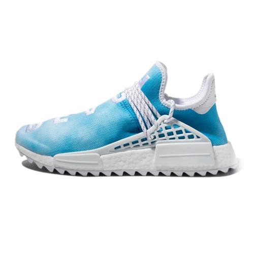 阿迪达斯F99763 PW HU HOLI NMD MC男女运动鞋