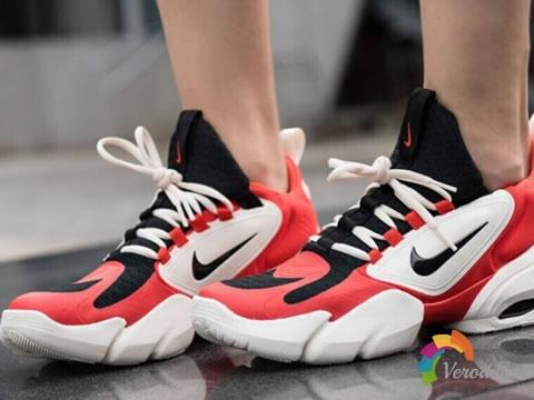 红白配色时尚吸睛:NIKE AIR MAX ALPHA SAVAGE训练鞋