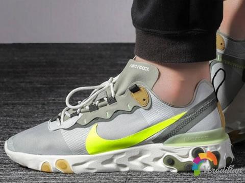 运动之选:Nike react element 55,感受非凡抓地效果