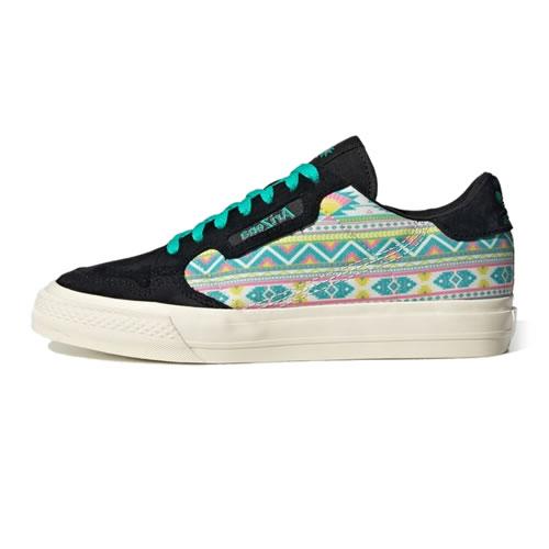 阿迪达斯EG7976 CONTINENTAL VULC W女子运动鞋