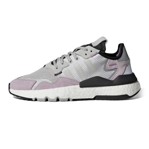 阿迪达斯EE5906 NITE JOGGER W女子运动鞋