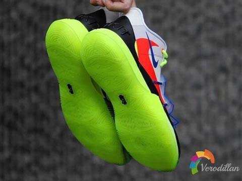 超高颜值:耐克Kyrie 5欧文5代战靴图2