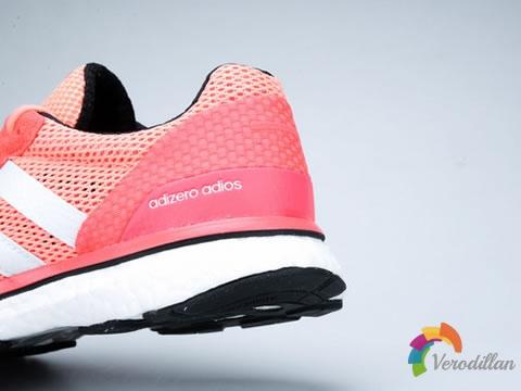 升级革新:adidas adizero adios Boost 3开箱报告图3