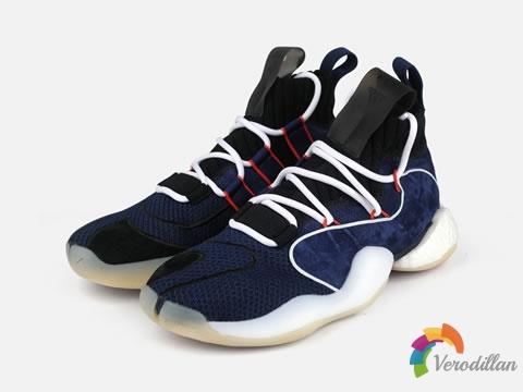 阿迪达斯CRAZY BYW X运动鞋,颜值与性能兼具