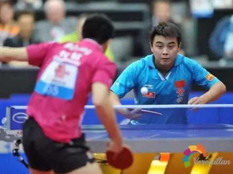 乒乓球进攻型选手对攻战术深度解码图2