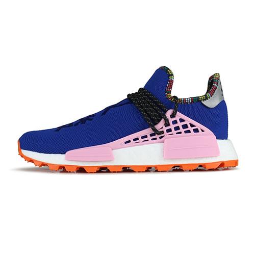 阿迪达斯EE7579 PW SOLAR HU NMD男女运动鞋