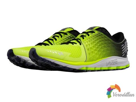 [性能测评]New Balance Vazee 2090中距离速度型跑鞋