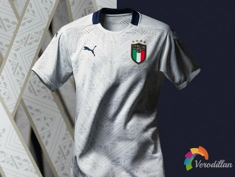 书写新传奇:意大利国家队2020年欧洲杯客场球衣