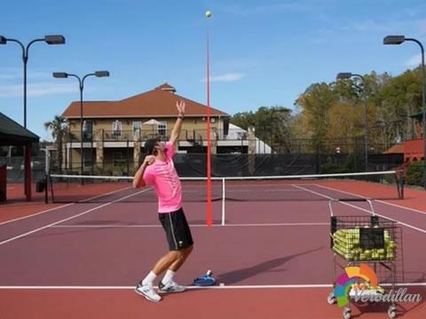 网球发球落点如何练习[五大方法]