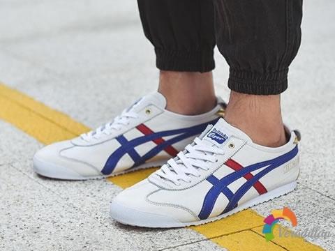 鬼?;EXICO 66系列休闲鞋,烫金元素的经典魅力